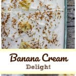 Luscious Banana Cream Delight