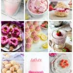 Pink Themed Recipes for a Virtual Baby Shower