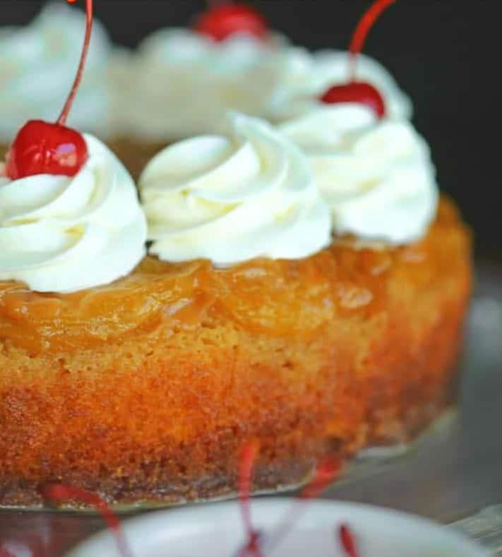 Ultimate Fresh Pineapple Upside Down Cake