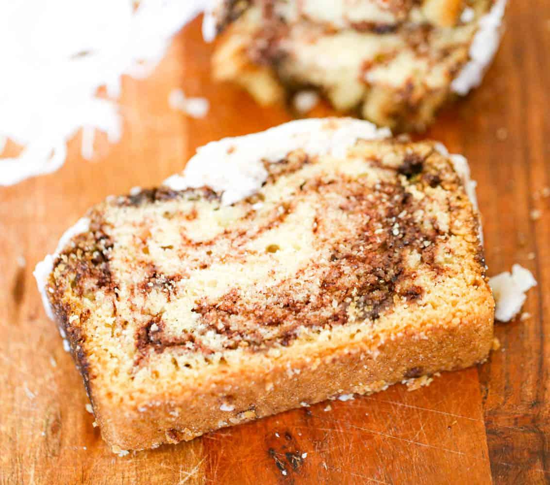 Country Cinnamon Swirl Buttermilk Loaf