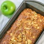 Farmhouse Apple Walnut Loaf