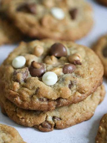 Ultimate Oatmeal Chocolate Chip Cookies