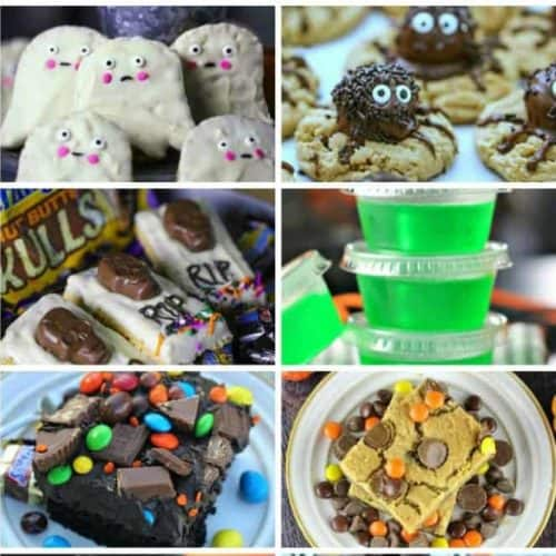 10 Halloween Party Desserts & Jello Shots!