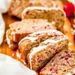 Farmhouse Strawberry Bread