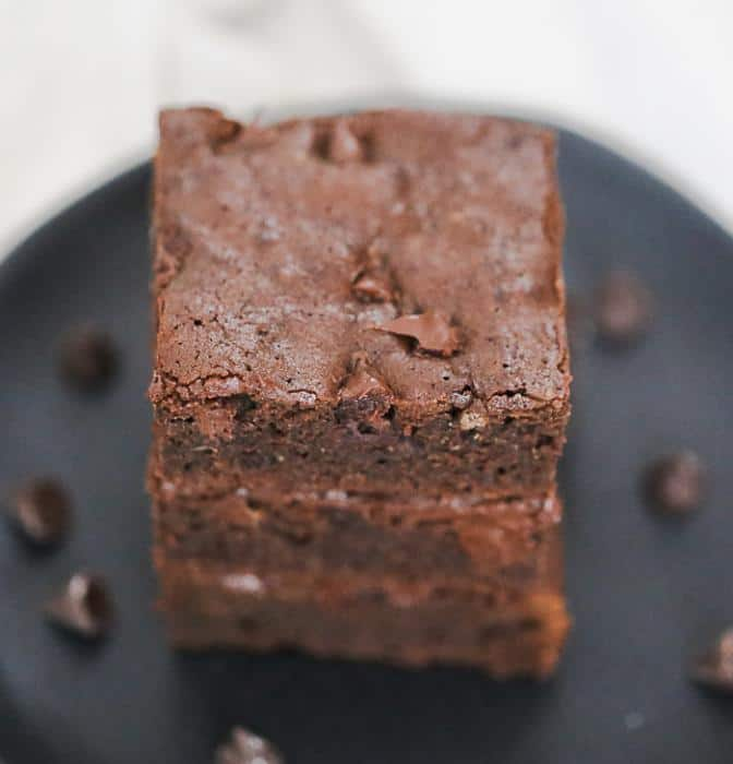 """Purely Amazing"" Ultra Coconut Flour Chocolate Brownies – GF"