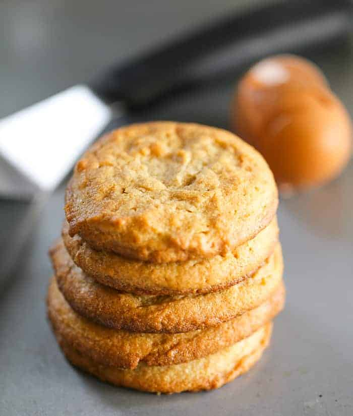 """""""Purely Amazing"""" Peanut Butter Cookies - Gluten-Free"""