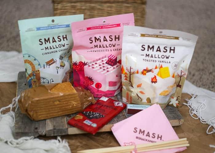 SmashMallow Marshmallow Chocolate Chip Cookies