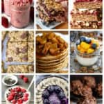 30 Delicious Healthy Recipes Using Oats