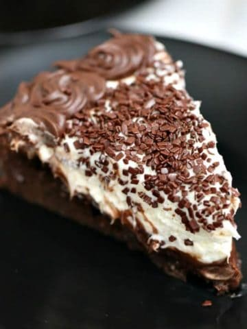 Awesome Chocolate Brownie Cheesecake Dessert