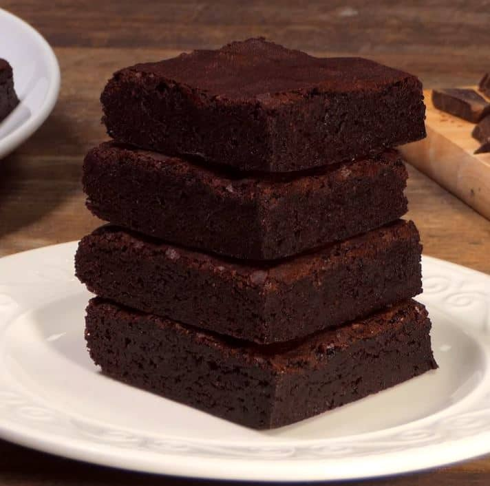 Super Easy Homemade Brownies