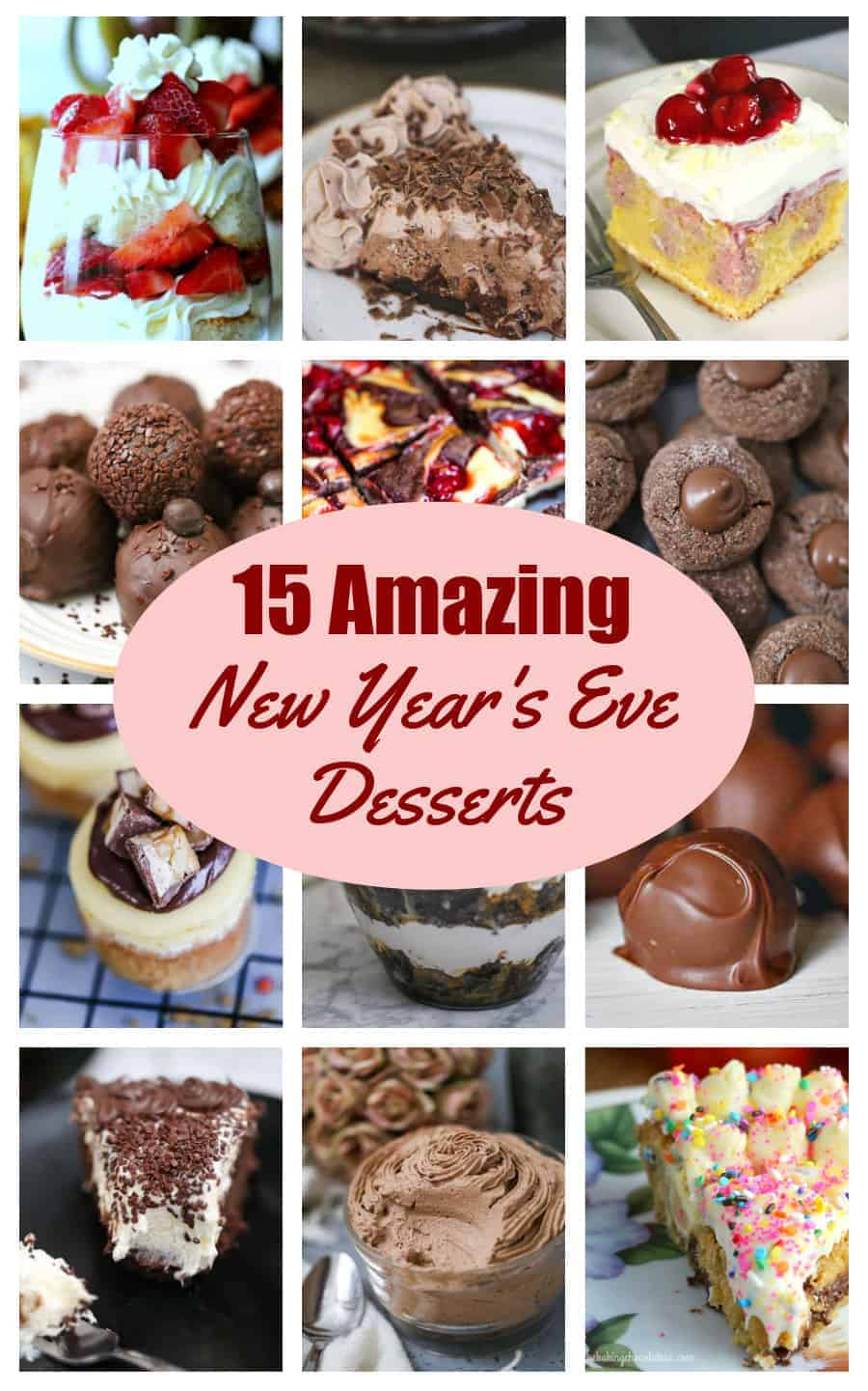 15 Impressive New Year\'s Eve Desserts