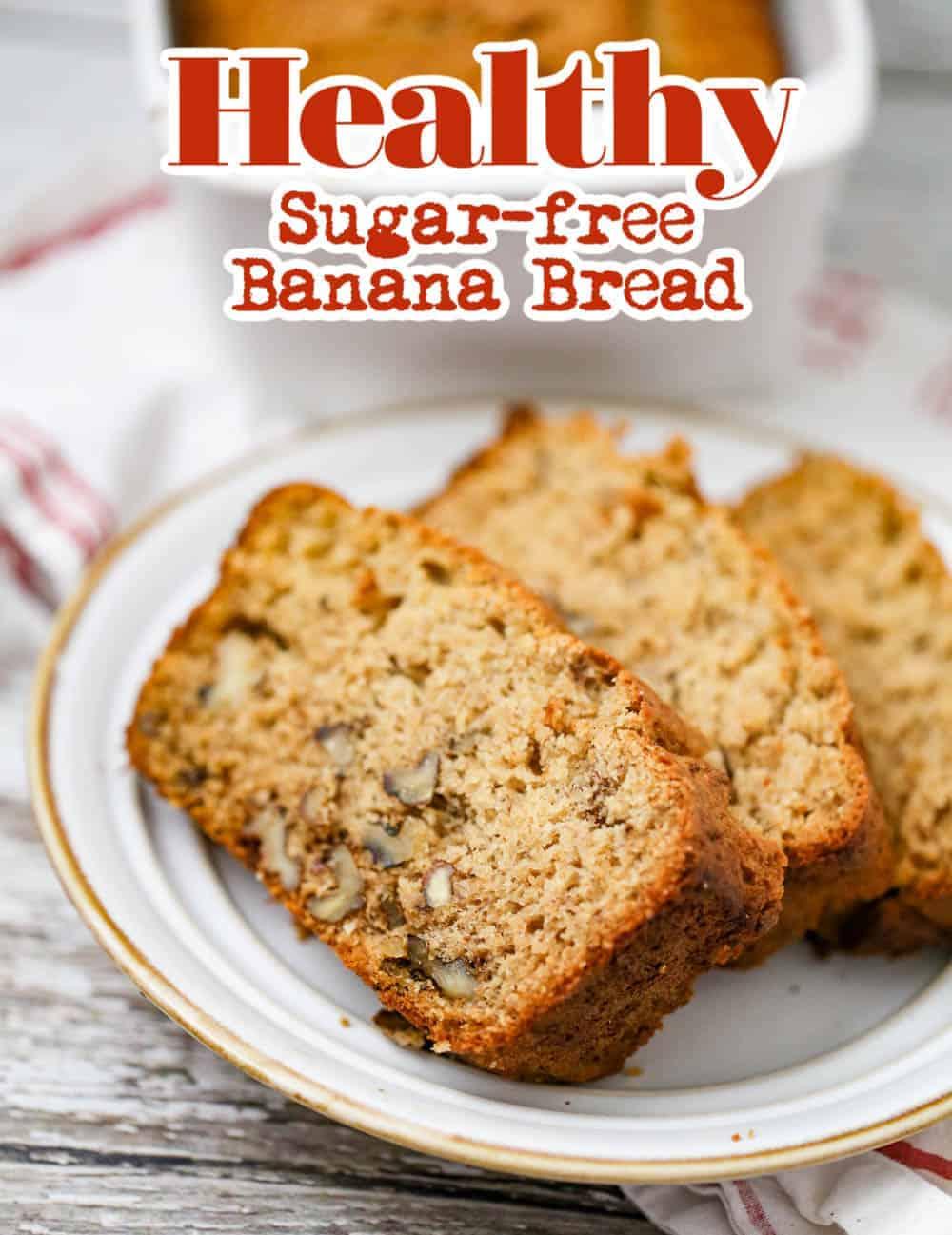 2-Banana Banana Nut Bread