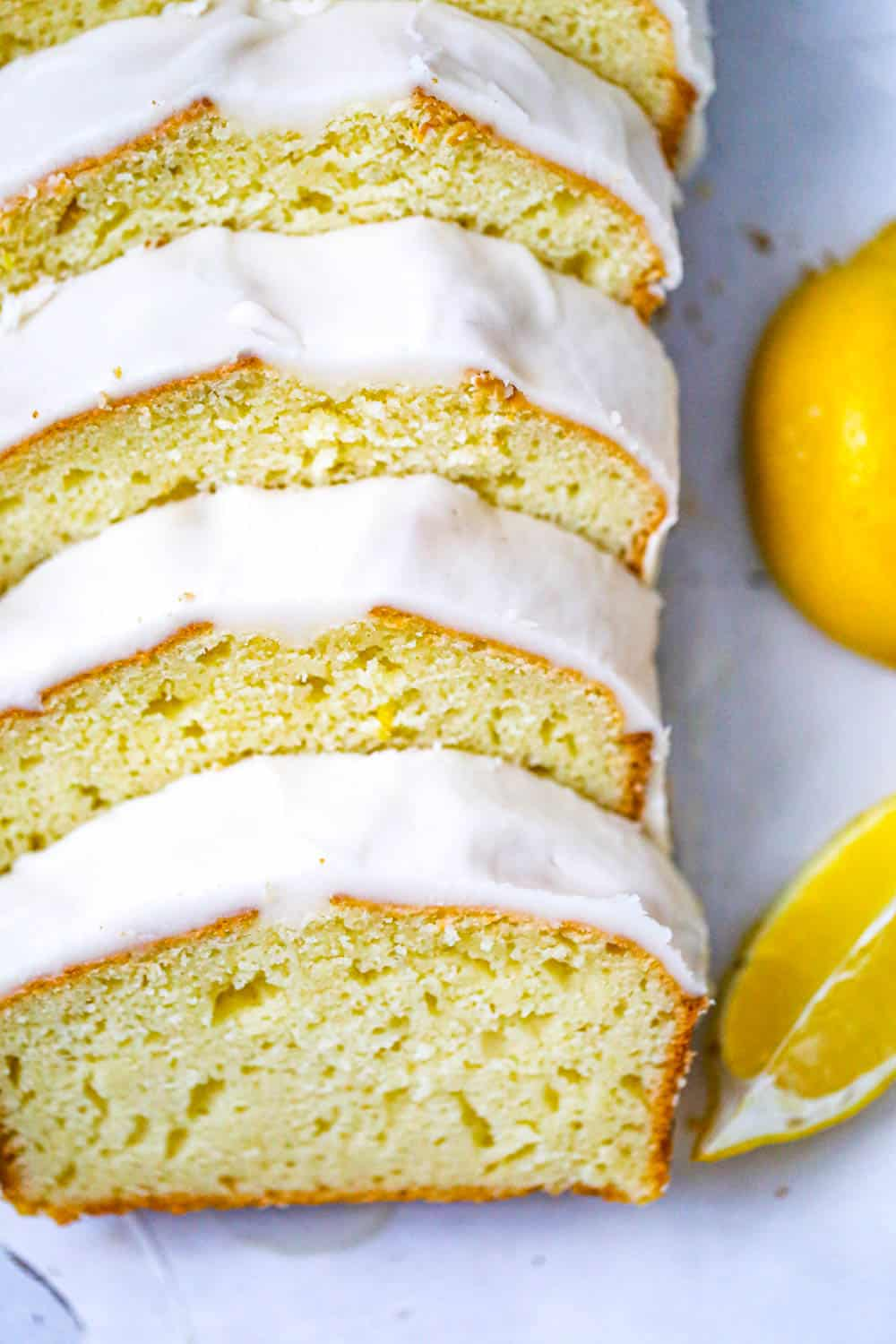 Best Lemon Loaf