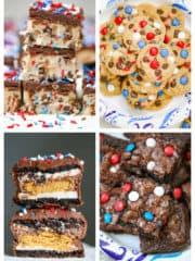 10 Easy Patriotic Desserts