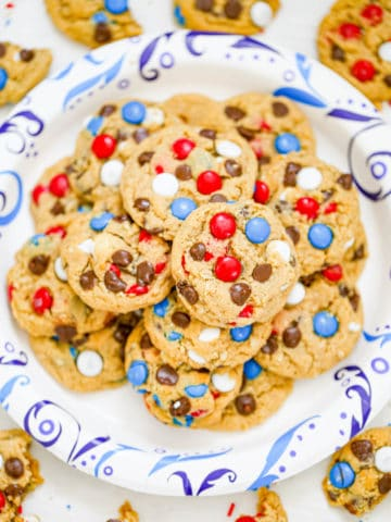 Best Monster Cookies