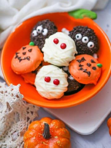 party Halloween Oreos